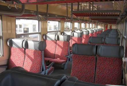 Second class seats