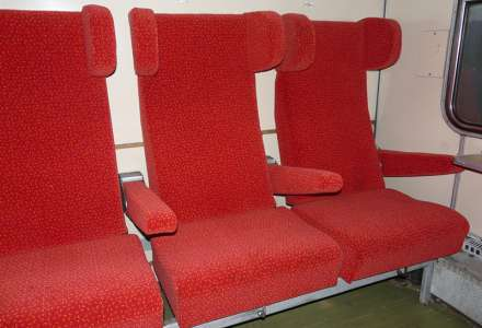 First class upholstery
